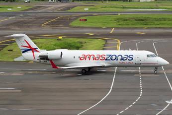 ZP-CRR - Amaszonas Bombardier CRJ-200ER
