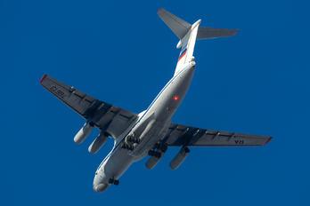 RA-76613 - Russia - Air Force Ilyushin Il-76 (all models)