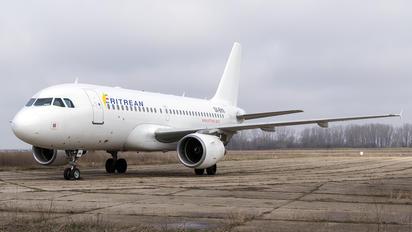 SX-BHN -  Airbus A319