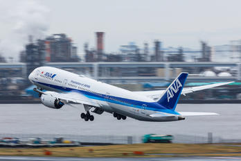 JA896A - ANA - All Nippon Airways Boeing 787-9 Dreamliner