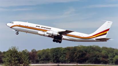 5X-JEF - Air Afrique Boeing 707-300