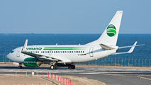 D-AGEN - Germania Boeing 737-700 aircraft