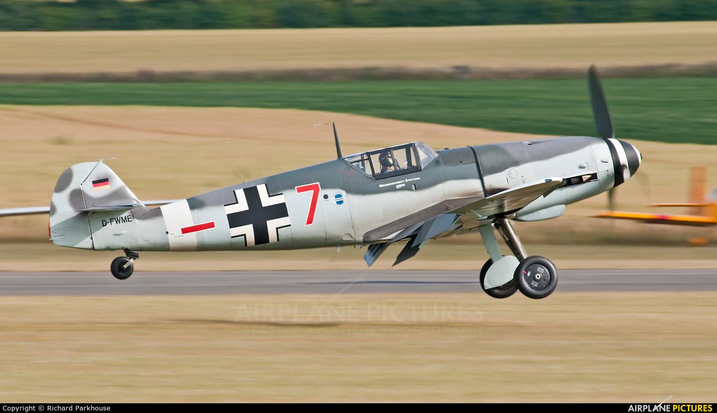 Messerschmitt Stiftung D-FWME aircraft at Duxford