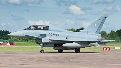 30+05 - Germany - Air Force Eurofighter Typhoon S