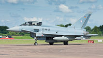 30+05 - Germany - Air Force Eurofighter Typhoon S aircraft