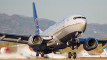 N78509 - United Airlines Boeing 737-800 aircraft