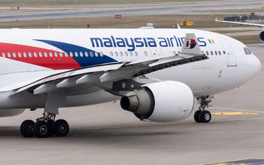 EI-GFH - Malaysia Airlines Airbus A330-200