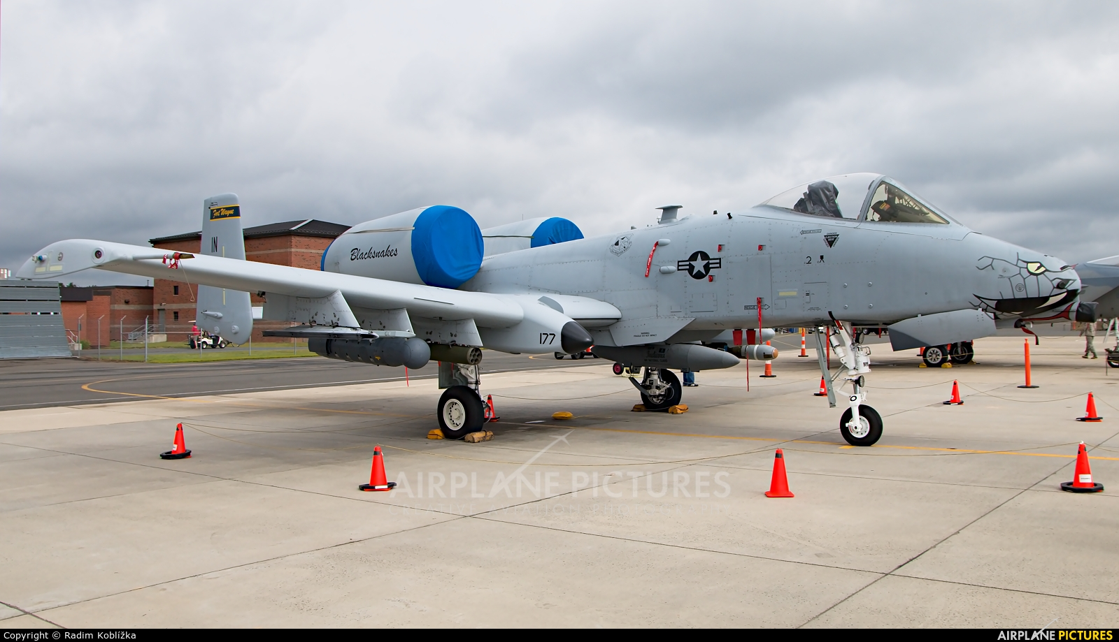 USA - Air Force 80-0177 aircraft at Westfield-Barnes Regional