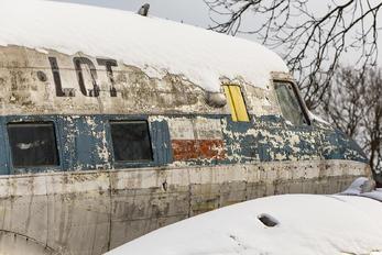 SP-LAS - LOT - Polish Airlines Lisunov Li-2