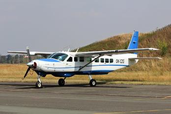 OK-CZG - DSA - Delta System Air Cessna 208 Caravan