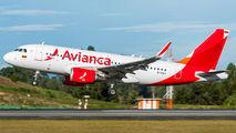 N741AV - Avianca Airbus A319 aircraft