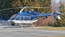 C-FEBC - E & B Helicopters Bell 407 aircraft