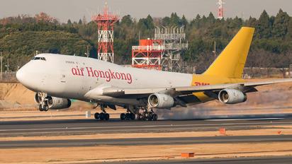 B-HOU - Air Hong Kong Boeing 747-400BCF, SF, BDSF