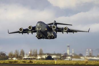 A7-MAO - Qatar Amiri - Air Force Boeing C-17A Globemaster III