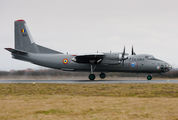 1104 - Romania - Air Force Antonov An-30 (all models) aircraft