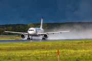 VQ-BLO - Ural Airlines Airbus A320 aircraft