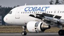 5B-DDC - Cobalt Airbus A320 aircraft