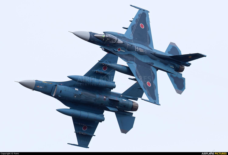 Japan - Air Self Defence Force 93-8545 aircraft at Tsuiki AB