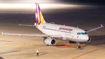 D-AGWB - Germanwings Airbus A319 aircraft
