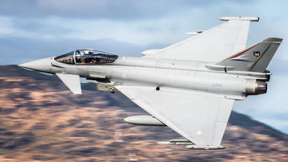 ZJ938 - Royal Air Force Eurofighter Typhoon FGR.4