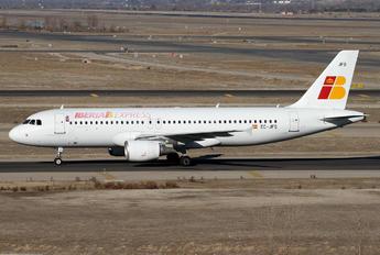 EC-JFG - Iberia Express Airbus A320