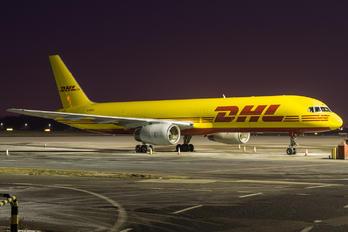 G-DHKI - DHL Cargo Boeing 757-200F