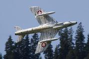 Hunter Flying Club HB-RVS image