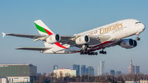 A6-EUK - Emirates Airlines - Airport Overview - Photography Location aircraft