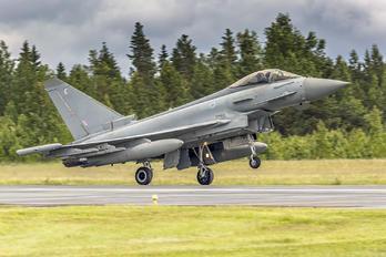 ZJ921 - Royal Air Force Eurofighter Typhoon FGR.4