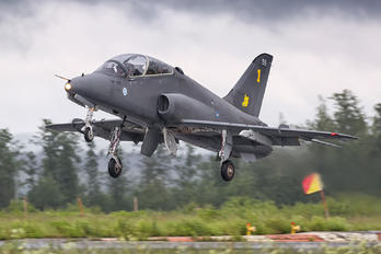 HW-355 - Finland - Air Force: Midnight Hawks British Aerospace Hawk 51