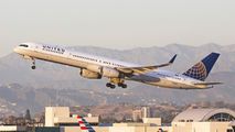 N75861 - United Airlines Boeing 757-300 aircraft