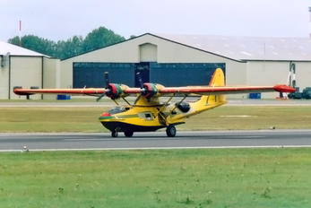 C-FNJE - Fairview Aircraft Restoration Society Consolidated PBV-1A Canso