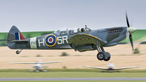 G-CCCA - Historic Flying Supermarine Spitfire T.9 aircraft