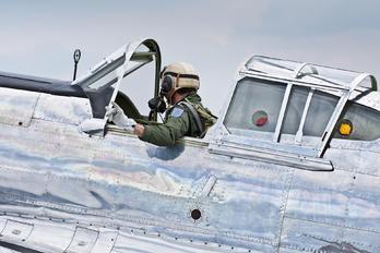 G-CIIO - Private Curtiss P-40C Warhawk IIB