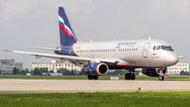 RA-89017 - Aeroflot Sukhoi Superjet 100 aircraft