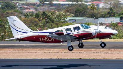 TI-ALH - Carmonair Piper PA-34 Seneca