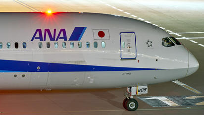JA888A - ANA - All Nippon Airways Boeing 787-9 Dreamliner
