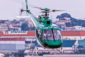 PT-HZY - Uniair Helibras AS-350