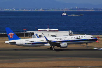 B-8848 - China Southern Airlines Airbus A321