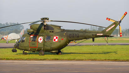 0419 - Poland - Air Force PZL W-3 Sokół