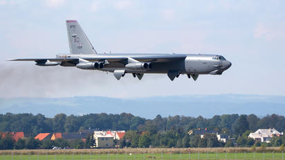 61-0029 - USA - Air Force Boeing B-52H Stratofortress