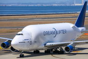 N780BA - Boeing Company Boeing 747-400LCF Dreamlifter aircraft