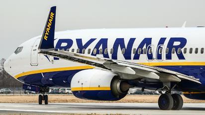 EI-FIG - Ryanair Boeing 737-800