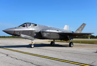 12-5055 - USA - Air Force Lockheed Martin F-35A Lightning II