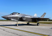 12-5055 - USA - Air Force Lockheed Martin F-35A Lightning II aircraft