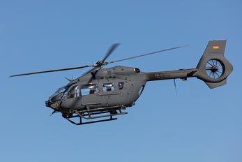 76+02 - Germany - Air Force Eurocopter EC145