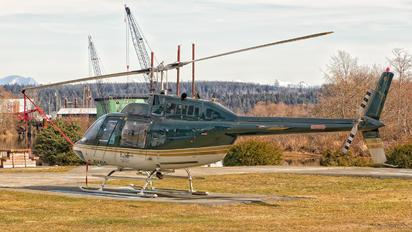 C-FKOD - E & B Helicopters Bell 206B Jetranger III