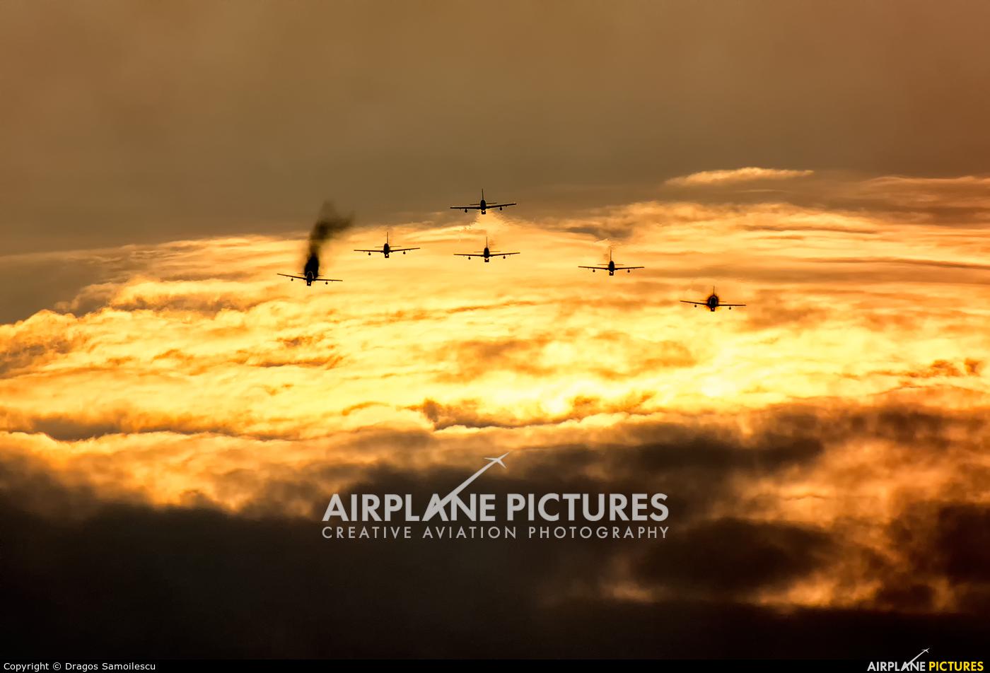 "United Arab Emirates - Air Force ""Al Fursan"" 430 aircraft at Kleine Brogel"