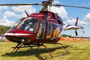 SP-WKK - Private Bell 407 aircraft