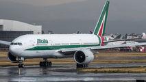 EI-ISE - Alitalia Boeing 777-200ER aircraft